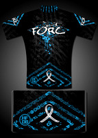 2011 Cycling Jersey (Back)