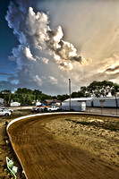 QC RR Dirt Oval Race [7/7/12]