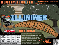 2014 Illiniwek Abermination Event Poster