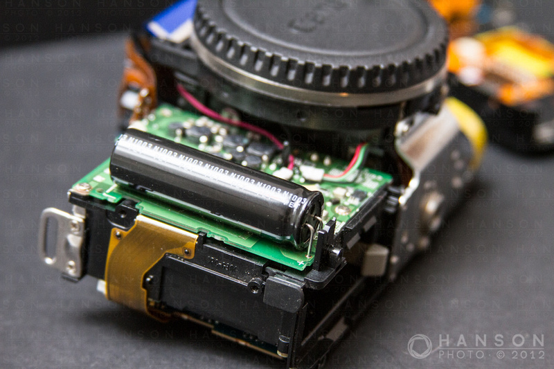 Hanson | Photo • Design | Canon 550D/T2i Shutter Replacement